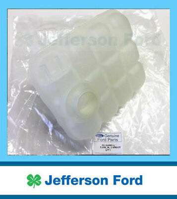 Genuine Ford Ba Bf Fg Falcon Coolant Header Tank Radiator Overflow Bottle 4.0L