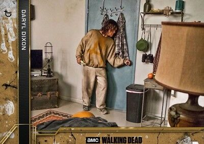 COME WHAT MAY COPPER WAVE 3 DARYL DIXON Walking Dead Card Trader Digital