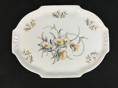 Aynsley Just Orchids 12 Inch Rectangular Dresser Tray