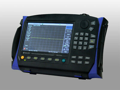 S3101B Multi-Functional 1MHz -8GHz Cable and Antenna Analyzer