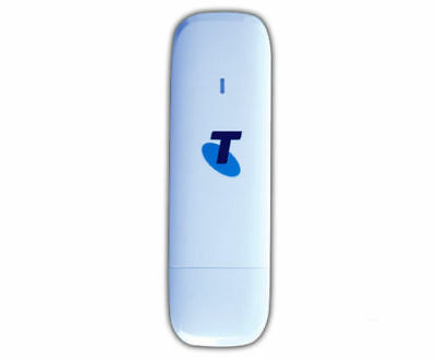 Telstra ZTE 4GX Pocket WiFi Modem ZTE MF910V 2GB Data 30 Day Expiry