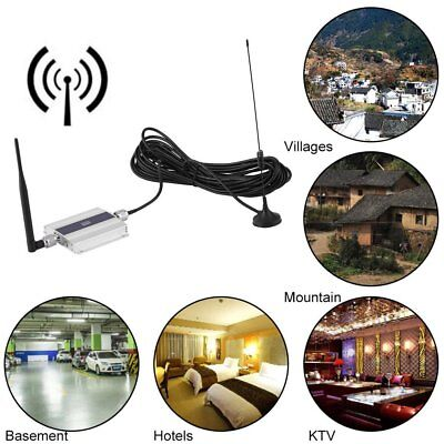 900MHz Mobile Cell Phone Antenna Amplifier Signal Booster GSM Repeater SE