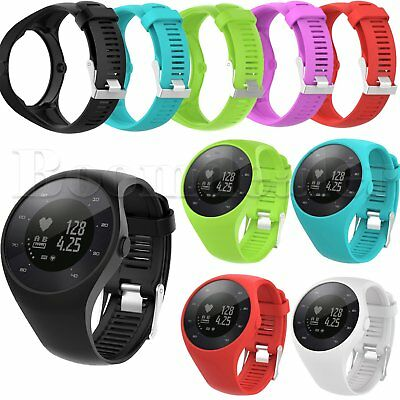 Silicone Watch Band Straps Wristband Bracelet for Polar M200 GPS Running Watch