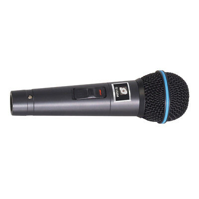 Soundlab G158M Dynamic Handheld Microphone with Lead and Carry Case