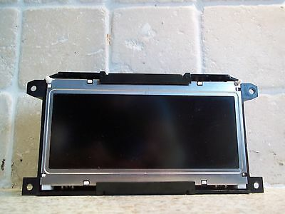 Audi A6 C6 2004 - 2011 Lcd Screen Display Sat Nav Satellite Navigation Free Post