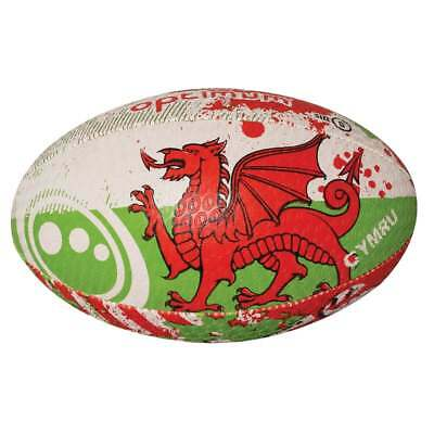 Optimum Sports Top Quality Wales Nations Rugby League Union Ball