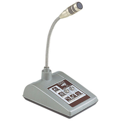 Eagle P656N MCH500 Condenser Paging Microphone with Chime