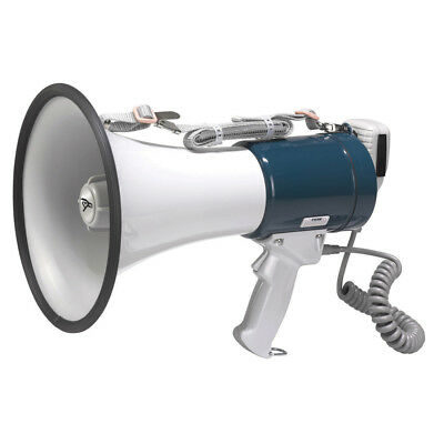 Eagle P636A Handheld Megaphone with Pistol Grip and Fist Microphone 35W