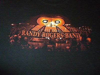 Randy Rogers Band Tour Shirt ( Used Size L ) Nice Condition!!!