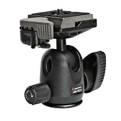 Manfrotto Compact Ball Head With RC2 Quick Release Plate - No Box