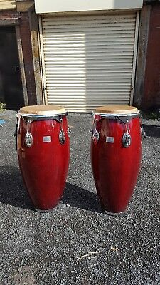 Conga Drum Pair by Performance Percussion (CON GA1)
