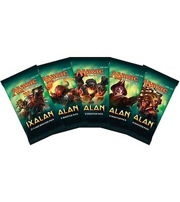 Magic: The Gathering: Ixalan Booster Packs - x1, x3 or x5 Eng MTG - PREORDER