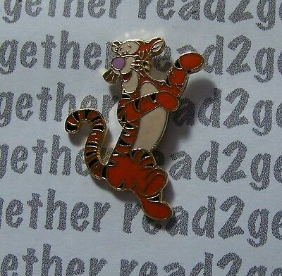 Disney Pin WDW Tigger with Pink Nose