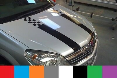 """9/"""" Sport Racing Stripes Stickers Decal Art Car Auto Rally Graphics Sign  JDM P/_9"""