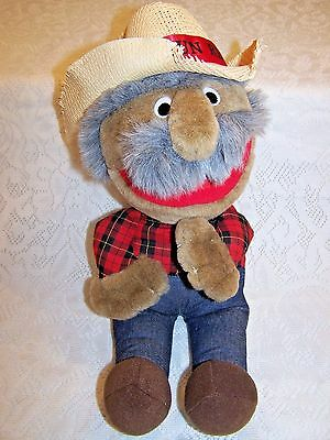 Shotgun Red Hee Haw Plush Stuffed Animal 17""
