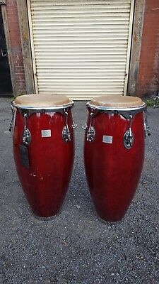 Conga Drum Pair by Performance Percussion (CON GA3)