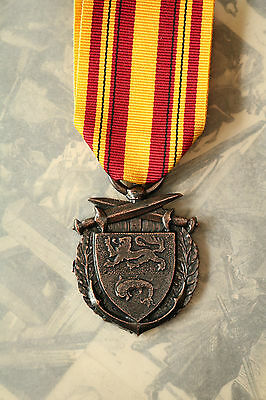 Ww2 Military Dunkirk Dunkerque Veteran Medal British & Allied Armed Forces Army