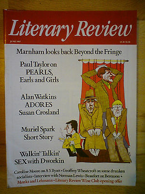 Literary Review June 1987