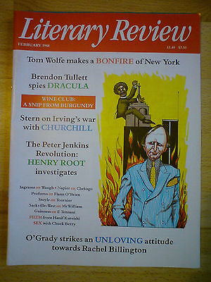Literary Review February 1988