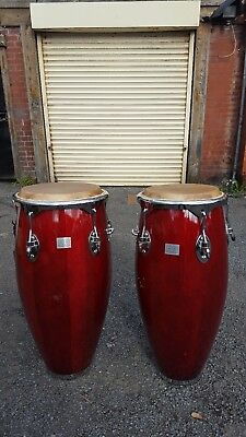 Conga Drum Pair by Performance Percussion (CON GA6)