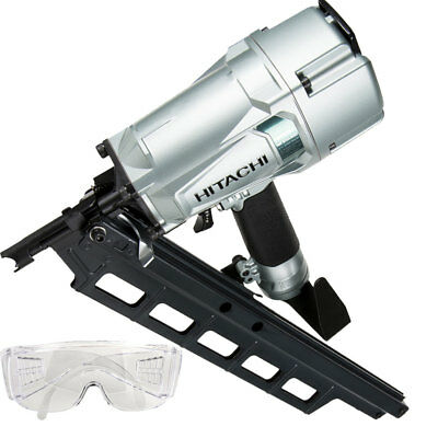 "Hitachi NR83A5S 3-1/4"" Plastic Collated Framing Nailer (No Depth Adjustment) New"