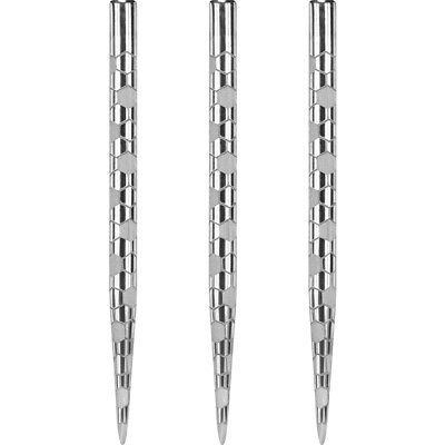Target Silver Pro Dart Points - Lasered 32mm Onyx - 1xX2363
