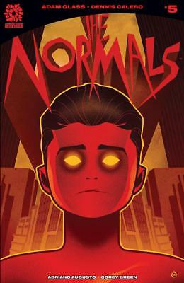 The Normals #5, Near Mint 9.4, 1st Print, 2017, Unlimited Shipping Same Cost