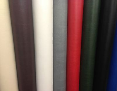 Heavy Duty Faux Leather Upholestry Fire Retardant Leatherette Upholestry Fabric