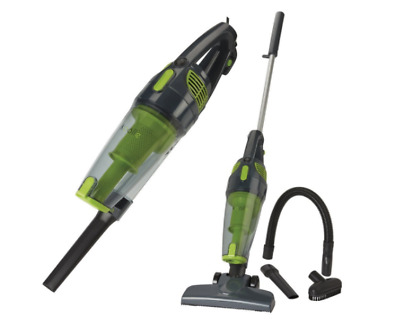 Upright Bagless Vacuum Cleaner 1000w 1.5L Handheld Stick Crevice Tool Hose Brush