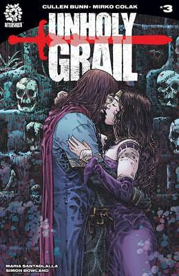 Unholy Grail #3, Near Mint 9.4, 1st Print, 2017, Unlimited Shipping Same Cost