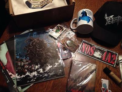 3 months of The Nocturnal Readers box goodies - New