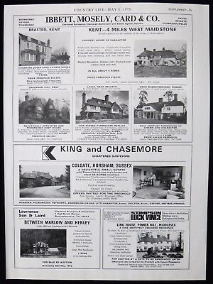 Sun Hill Cottage Royston The Dens 16 Granham's Road Great Shelford Etc 1975