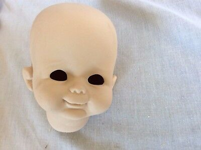 Porcelain Doll Head