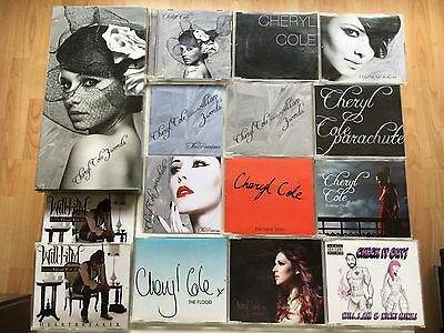 Cheryl Cole - 3 Words - Single Collection, PROMO, RARE, DELUXE, MULTI PACK