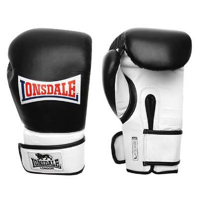 Lonsdale LCore Boxhandschuhe Boxing Gloves Handschuhe