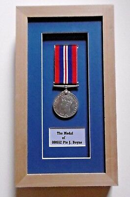Medal Frame - One Medal -Title Box- REAL WOOD- Buy 2 GET ONE FREE!!!!