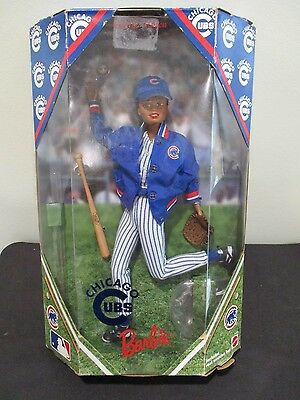 A/A Chicago Cubs 1999 Barbie Doll Edition 24473