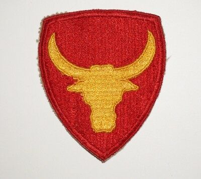 Philippine Division Patch WWII US Army P5000