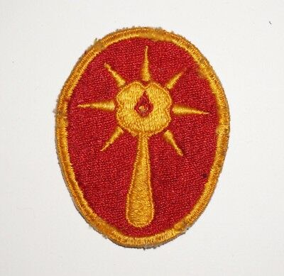 108th Infantry Division Ghost Phantom Patch WWII US Army P5001