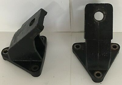 Pair of Marine Engine Mounts #79550 3 and #79550 4