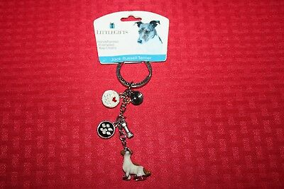 Little Gift Dog Key Chain Jack Russell Terrier