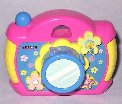 Fifi & The Flowertots - Click & Play Camera Toy With Sounds - Good Condition