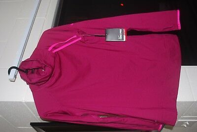 NWT $70 Women's Nike Pro Hyperwarm  604947-666 Infinity Top