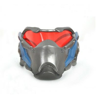 NEW Overwatch OW Soldier 76 Foam Mask Helmet Cosplay Halloween