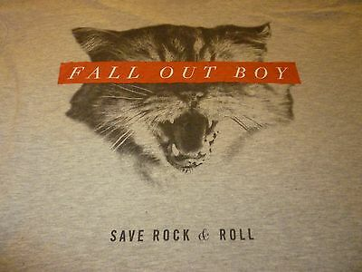 Fall Out Boys Shirt ( Used Size XL ) Very Good Condition!!!