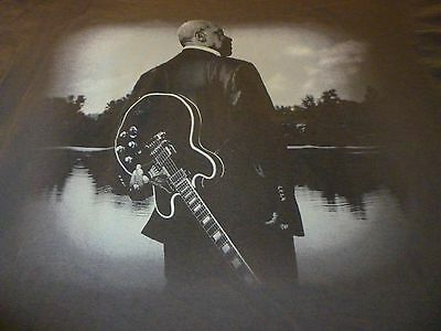 B.B. King Tour Shirt ( Used Size L ) Very Good Condition!!!