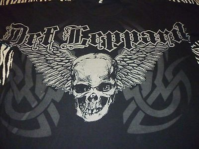 Def Leppard Shirt ( Used Size XL ) Very Good Condition!!!