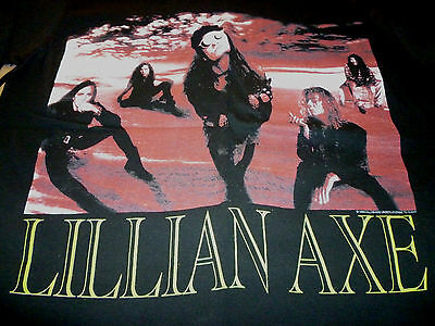 Lillian Axe Vintage 1993 Shirt  Size L - Nice Vintage Condition!!!