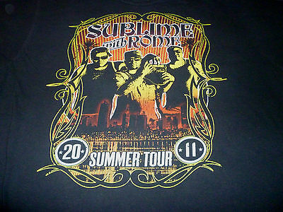 Sublime Tour Shirt ( Used Size2X ) Good Condition!!!