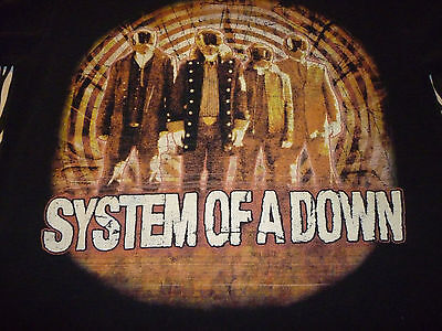 System Of A Down 2005  Shirt ( Used Size S ) Good Condition!!!